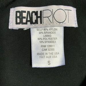 Beach Riot Swim - ➕Beach Riot🤘The Delano One Piece ➕